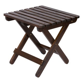 19 Inch Square Adirondack Folding Table