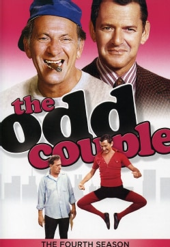 The Odd Couple: The Fourth Season (DVD)