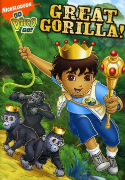 Go, Diego, Go!: Great Gorilla! (DVD)