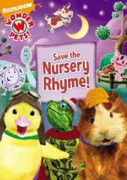 Wonder Pets: Save The Nursery Rhyme (DVD)