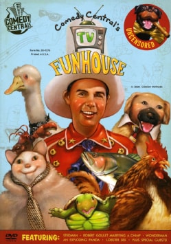 Comedy Central's TV Funhouse (DVD)