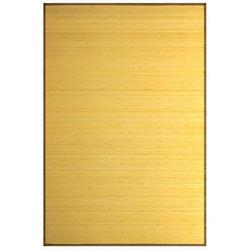 Natural Bamboo Rug (5' x 7')