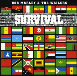 Bob & The Wailers Marley - Survival