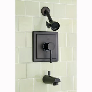 Concord Tub/ Shower Oil-rubbed Bronze Faucet