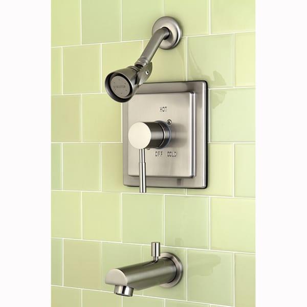 Concord Satin Nickel Tub/ Shower Faucet