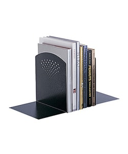 Safco Jumbo Steel Bookends
