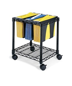 Safco Lift-Out Tub Mobile File Cart