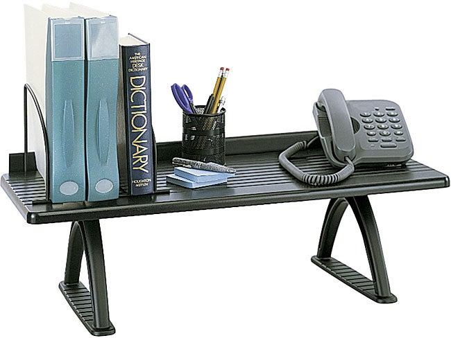 Safco Value Mate Desk Riser 11179544 Overstock Com