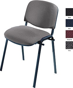 Safco Workspace Stackable Reception Chair (Set of 2)