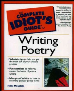 The Complete Idiot's Guide to Writing Poetry (Paperback)