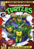 Teenage Mutant Ninja Turtles Season 6 (DVD)
