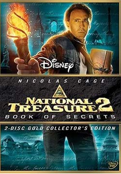 National Treasure 2: Book of Secrets Gold Collector's Edition (DVD)