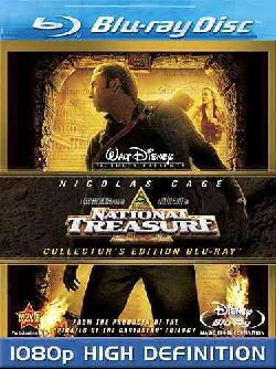 National Treasure (Blu-ray Disc)