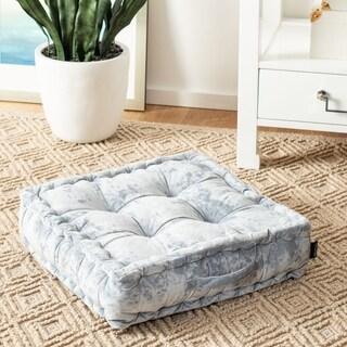 Safavieh Belia Tufted Velvet Square Floor Pillow