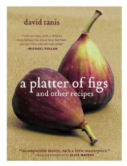A Platter of Figs and Other Recipes (Hardcover)