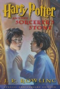 Harry Potter and the Sorcerer's Stone (Hardcover)