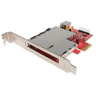 StarTech.com Dual Profile PCI Express to 34mm and 54mm ExpressCard Ad