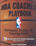 NBA Coaches Playbook: Techniques, Tactics, and Teaching Points (Paperback)