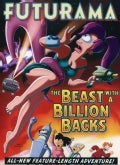 Futurama: Beast With A Billion Backs (DVD)