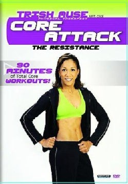 Core Attack: The Resistance with Trish Muse (DVD)