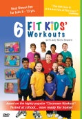 6 Kids Fitness Workouts Fit Kids (DVD)