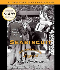 Seabiscuit: An American Legend (CD-Audio)