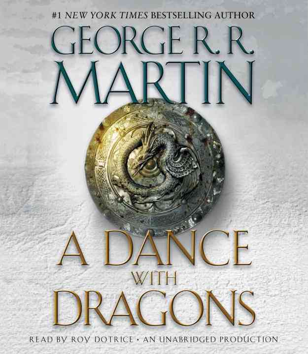 A Dance With Dragons (CD-Audio)