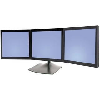 Ergotron DS100 Triple-Monitor Desk Stand