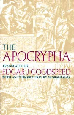 The Apocrypha: An American Translation (Paperback)