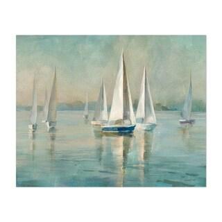 Noir Gallery Beach Sailboat Nautical Boats Unframed Art Print/Poster