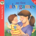 My First Baby Games (Board book)