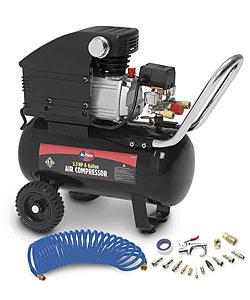 All Power America 3.5HP Peak 6-gallon Air Compressor
