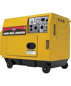 All-Power 6500 Watt 10HP Electric Start Diesel Generator