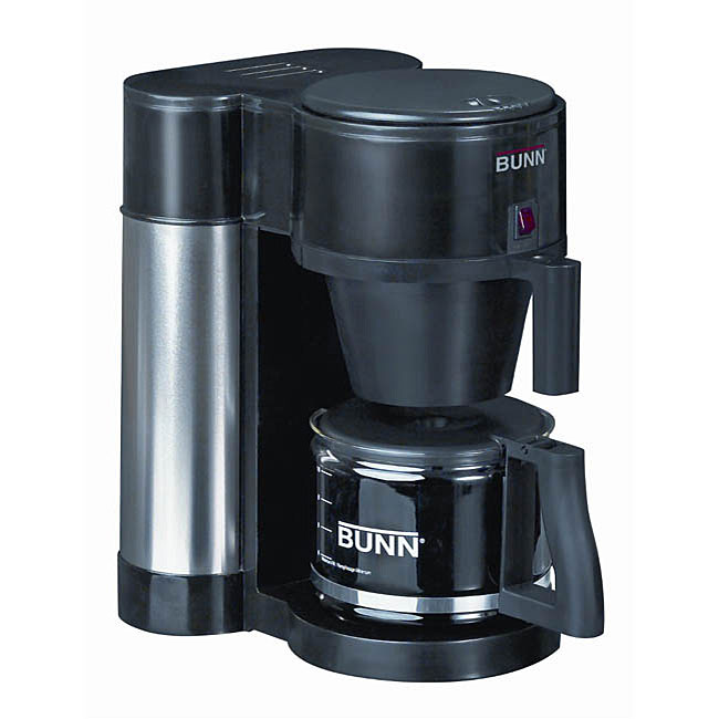 Bunn Coffee Maker High Altitude : Bunn NHBX-B(D) Generation 10-cup High Altitude Home Coffee Maker - 11188331 - Overstock.com ...