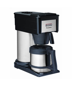 Bunn BTX-B(D) ThermoFresh High Altitude Carafe Coffee Maker
