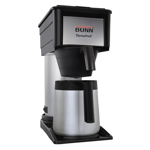 Bunn BTX-B(D) ThermoFresh High Altitude Carafe Coffee Maker 3637627