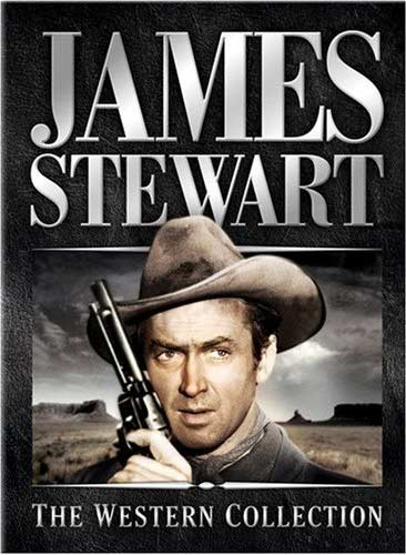 James Stewart: The Western Collection (DVD)