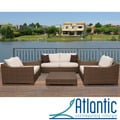 Lexington All-weather Aluminum Wicker Patio Set