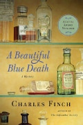 A Beautiful Blue Death (Paperback)
