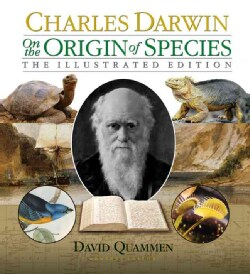 On the Origin of Species: The Illustrated Edition (Hardcover)