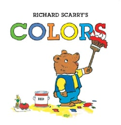 Richard Scarry's Colors (Board book)