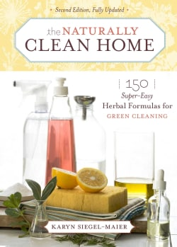 The Naturally Clean Home (Paperback)