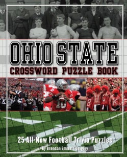 Ohio State Crossword Puzzle Book (Paperback)