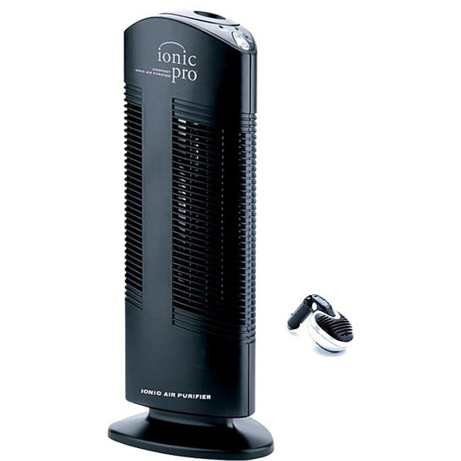 Ionic Air Purifiers Product ~ Ionic compact air purifier with bonus car ionizer