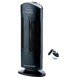 Ionic Compact Air Purifier with Bonus Car Ionizer