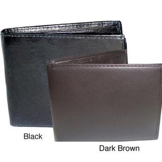 Kozmic Handcrafted Leather Bi-Fold Wallet