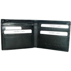 Kozmic Leather Bi-fold Wallet