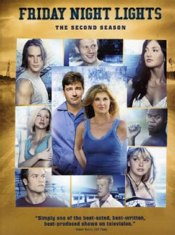 Friday Night Lights: The Second Season (DVD)