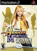 PS2 - Hannah Montana: Spotlight World Tour
