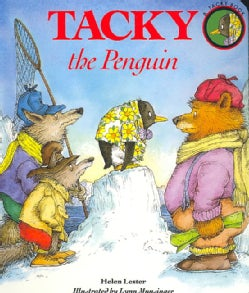 Tacky the Penguin (Board book)